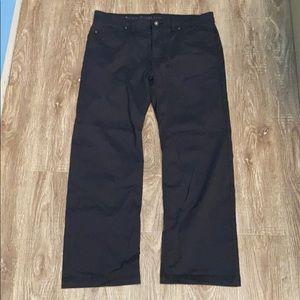 Prana Mens Brion Pants 36 x 30 Hiking